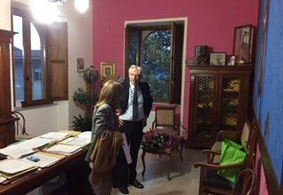 L'Assessore Regionale Angela Robbe incontra i sindaci del Distretto Socio Assistenziale del Reventino