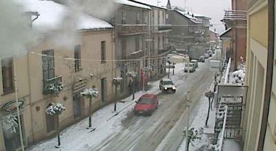 19 marzo 2021 scuole chiuse per neve a Soveria